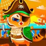 Котенок Бубу: Бубу Пират