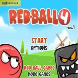 Красный Шар 4 — остановить злой черный Куб