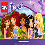 Лего Френдс: Построй Домик