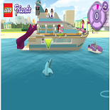 Лего Френдс: Яхта