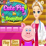 Маленькая Свинка в Больнице