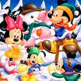 Микки Маус: Зима