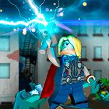 Мстители: Лего Тор