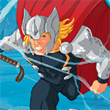 Мстители: Тор Заморозьте