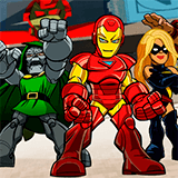 Мстители: Защита Города