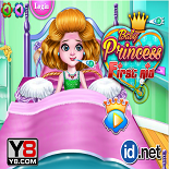Первая Помощь Принцессе