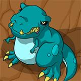 Пещерный Человек Против Динозавра