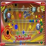 Pinboliada - успей уничтожить шары
