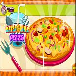 Пицца Рататуй