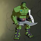 Планета Халка: Гладиатор