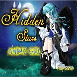 Поиск звёзд — Аниме девушка