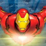 Полёт Железного Человека