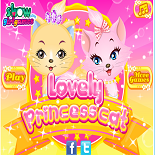 Прекрасная Кошка Принцесса