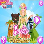 Приключение Барби в Джунглях