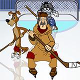 Простоквашино: Хоккей