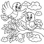 Раскраски для детей 2-3 лет