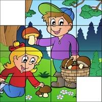 Развивающая игра для детей 6 лет
