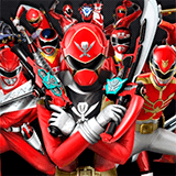 Рейнджеры Самураи: Красный