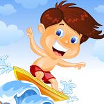 Серфинг на супер волнах