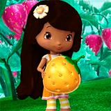 Шарлотта Земляничка: Цветочек Апельсинка