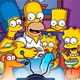 Симпсоны: у Телевизора
