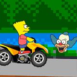 Барт на Квадроцикле