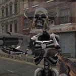 Скелеты против монстров