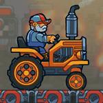 Скоростной трактор