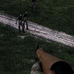 Стрелялка с зомби на ферме