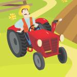 Трактор из будущего
