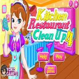 Уборка Кухни Ресторана 4