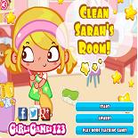 Уборка Сары