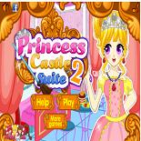 Уборка в Замке Принцессы 2