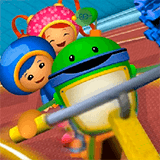Умизуми: Велогонка