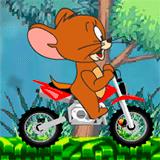 Гонка на Мотоцикле Джерри