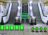 Побег с станции метро