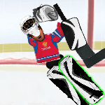 Хоккейная кукла