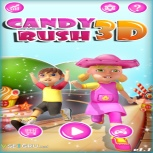 Конфетный Забег 3Д