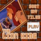Паззл Король лев
