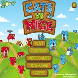 Кошки Против Мышей
