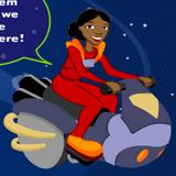 Космический маджонг для девочек
