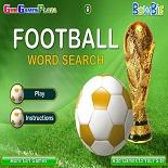 Кубок — составьте слова футбольной тематики