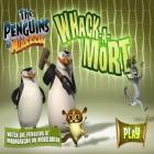 Пингвины ловят Морта