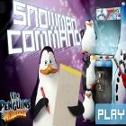 Снеговики vs пингвины