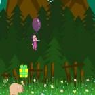Маша и медведь на воздушном шаре