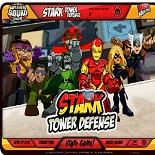 Мстители защищают город от монстров