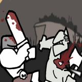 Нападение варвара