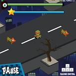 Черепашки Ниндзя: Чокнутые Гонщики 3Д