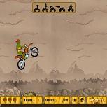 Черепашки: Трюки на Мотоцикле