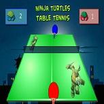 Черепашки Ниндзя: Теннис